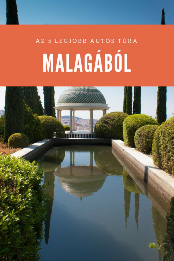 Az 5 Legjobb Autós Túra Malagából