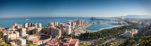 Valencia panorámája