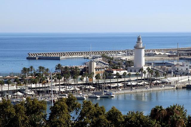 Malaga tavasszal