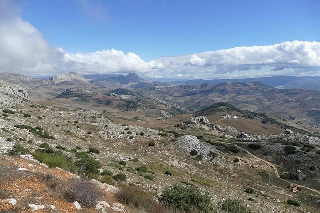 El Torcal természetvédelmi terület